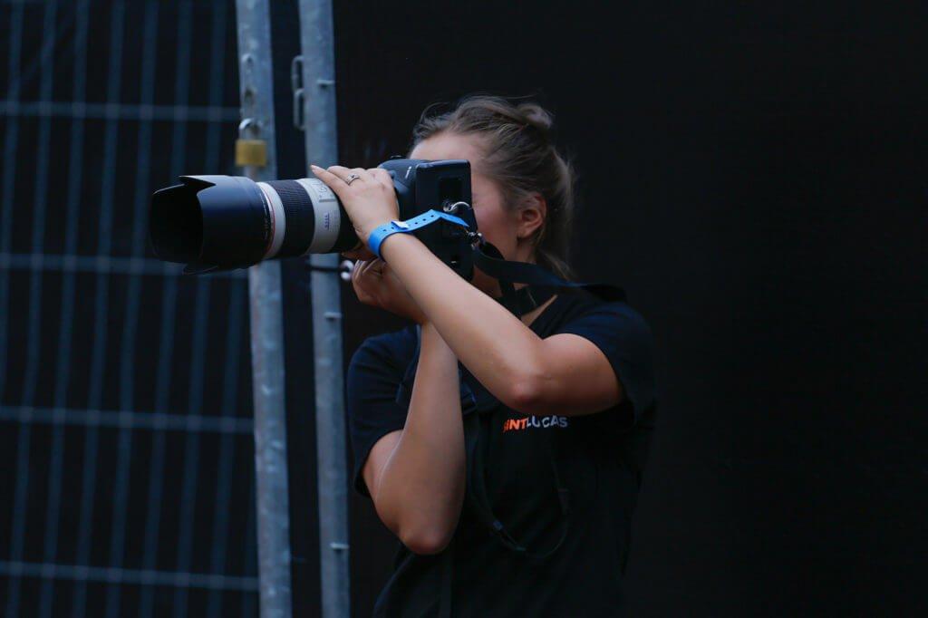 Student fotografie