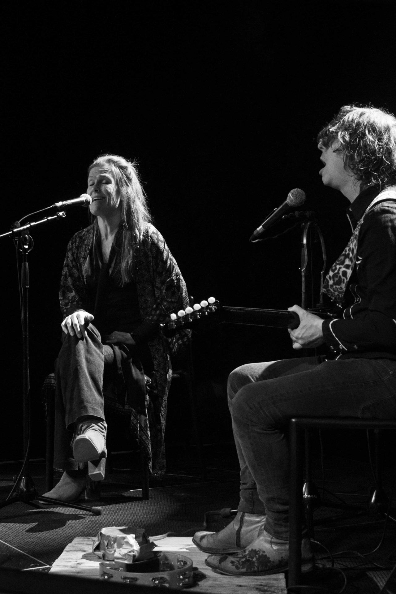 Optreden Louis van Empel en Marjolene