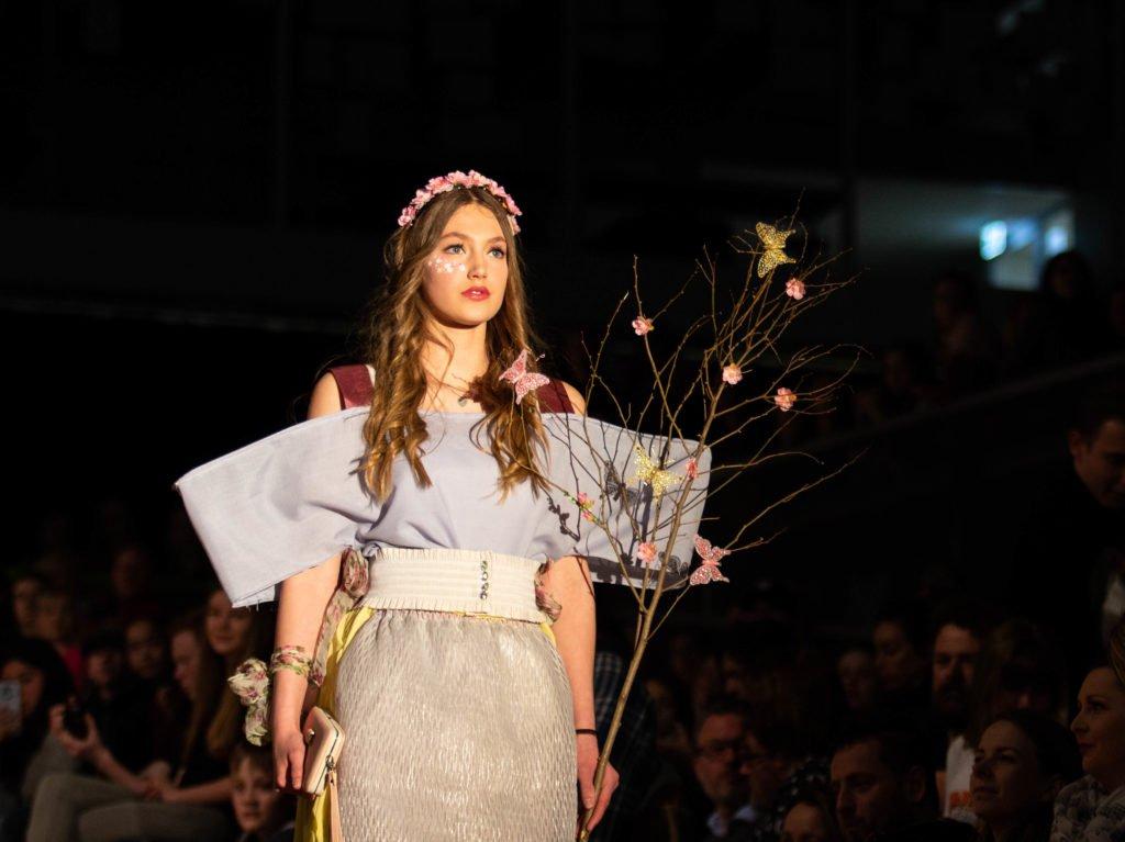 Fashionshow thema jaargetijden
