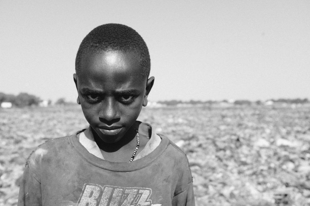 Jacco in Afrika