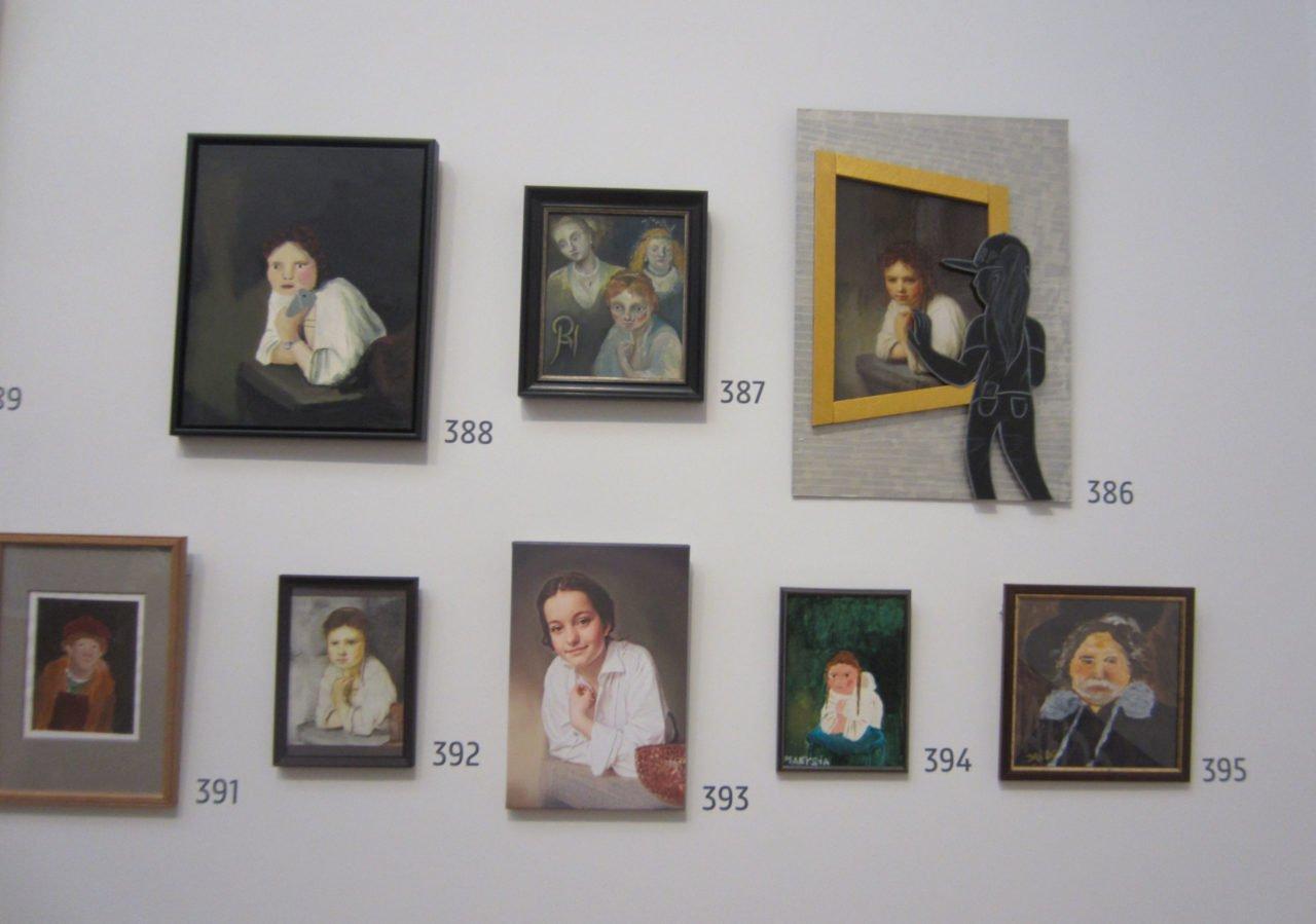 Kunstwerk Vera in Rijksmuseum
