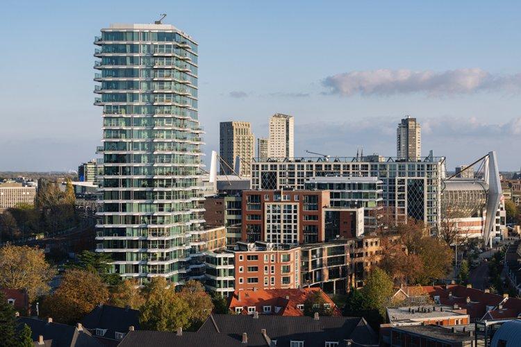 Mitchell-van-Eijk_Architectuur-Eindhoven-Skyline_Eindhoven-2019