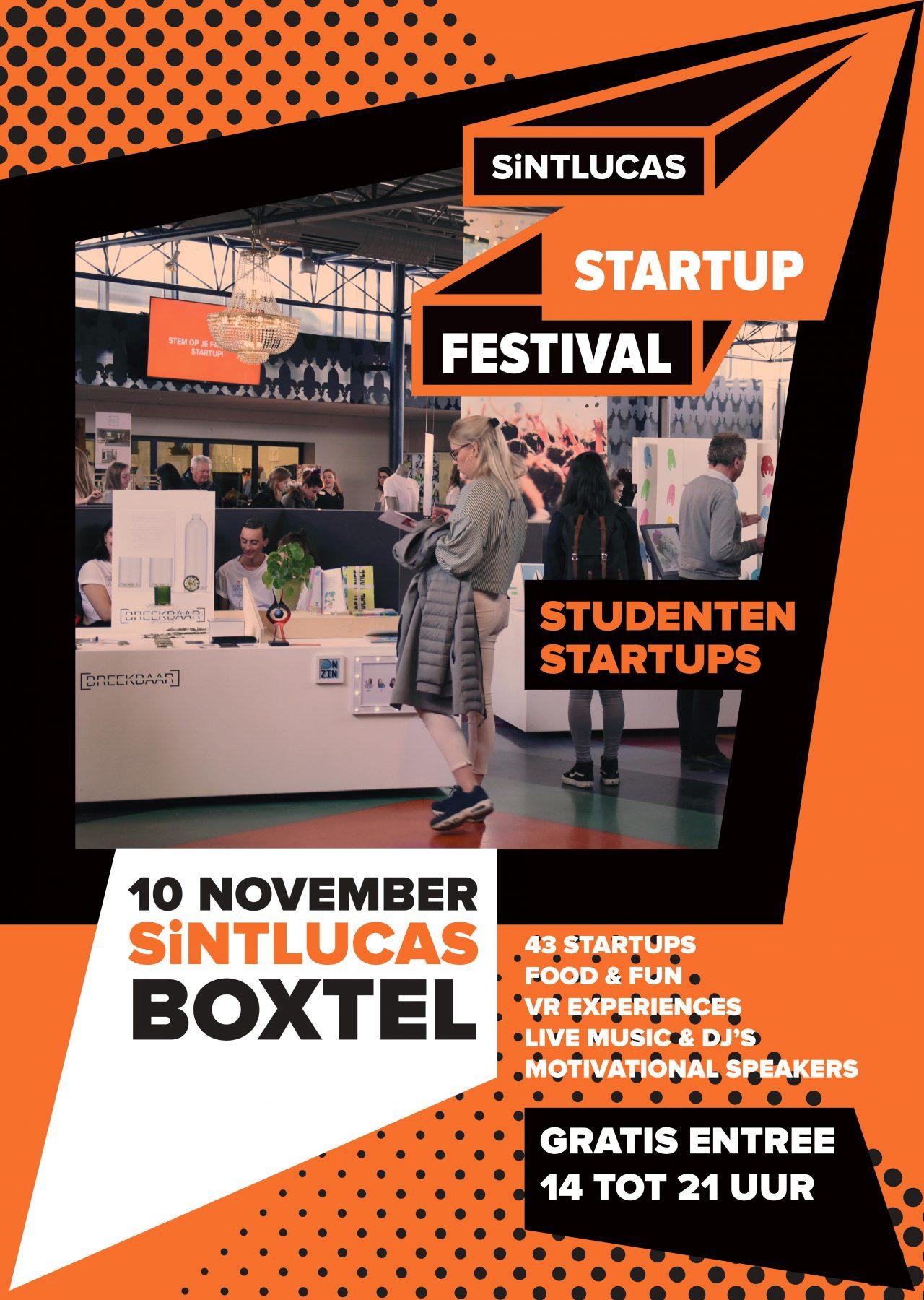 SintLucas Start-up Festival